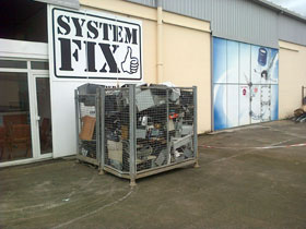 System Fix valorise & recycle en Guadeloupe